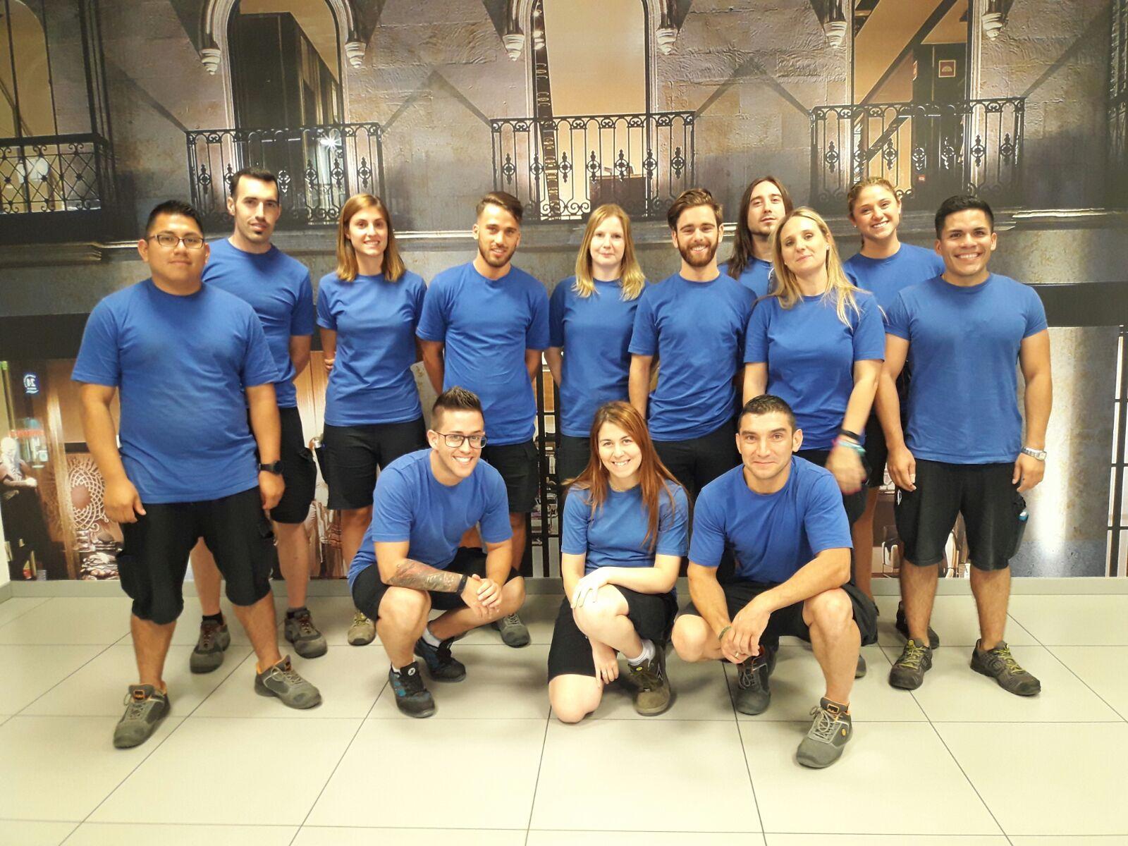 Grupo de formación en Plataforma Logística Meco