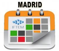 Curso abierto puente grúa de almacén en Getafe, Madrid
