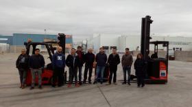 Foto de grupo de la formación en CEFTRAL