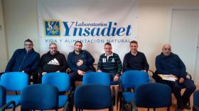 Formación para Laboratorios Ynsadiet