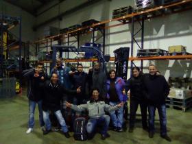 Foto del grupo del curso para Fundación Formación i Treball
